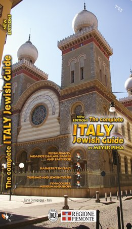 The Complete Italy Jewish Guide